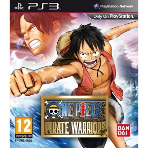 One Piece Pirate Warrior [PS3]