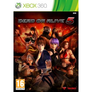 Dead or Alive 5 [360]