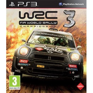 WRC 3 : FIA World Rally Championship [PS3]