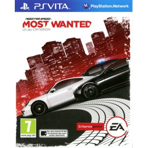 Need for Speed : Most Wanted [Vita]
