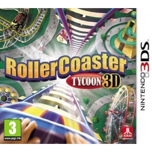 Rollercoaster Tycoon 3D [3DS]