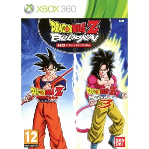 Dragon Ball Z : Budokai HD Collection [360]