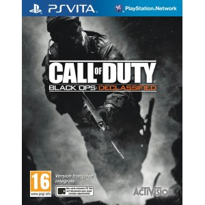 Call of Duty : Black Ops Declassified [Vita]