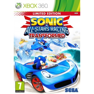 Sonic et All-Stars Racing : Transformed [360]