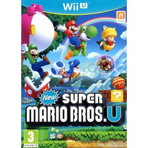 New Super Mario Bros U [Wii U]