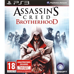 Assassin's Creed : Brotherhood [PS3]