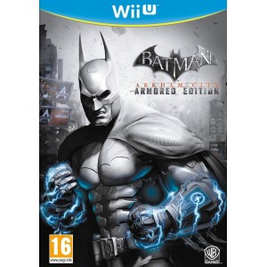 Batman Arkham City : Armored Edition [Wii U]