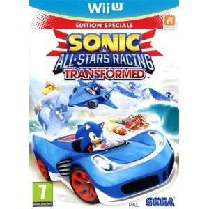 Sonic et All Stars Racing Transformed [Wii U]
