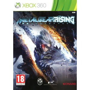Metal Gear Rising : Revengeance [360]
