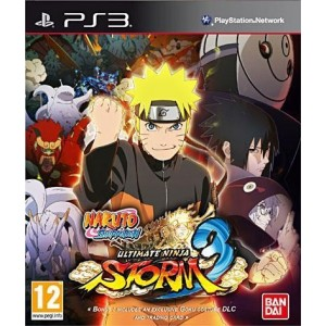 Naruto Shippuden : Ultimate Ninja Storm 3 [PS3]