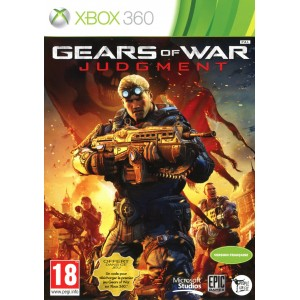 Gears of War : Judgment [360]