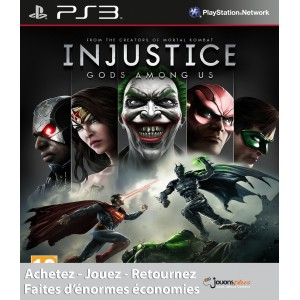 Injustice [PS3]