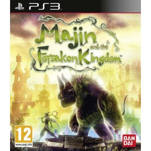 Majin And The Forsaken Kingdom [UK PS3]
