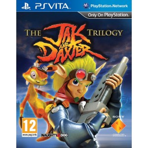 Jak and Daxter : The Trilogy [Vita]
