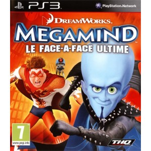 Megamind : le Face à Face Ultime [PS3]