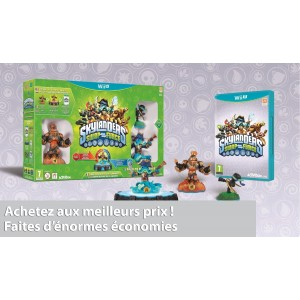 Skylanders Swap Force Wii U