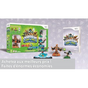 Skylanders Swap Force Wii