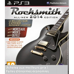 Rocksmith Edition 2014 PS3