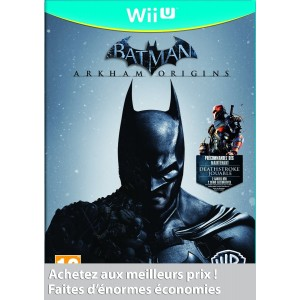 Batman : Arkham Origins Wii U
