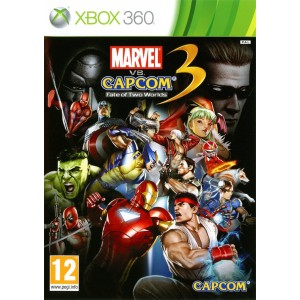 Marvel vs Capcom 3 : Fate of Two Worlds [360]