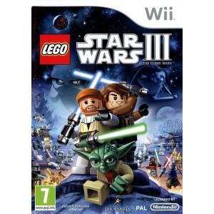 Lego Star Wars III [WII]
