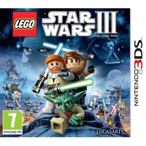 Lego Star Wars III [3DS]