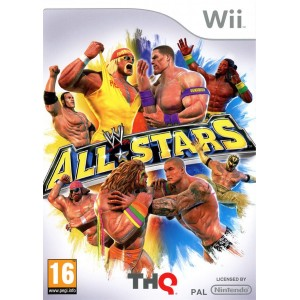 WWE All Stars [UK WII]
