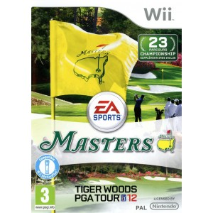 Tiger Woods PGA Tour 12 : The Masters [WII]