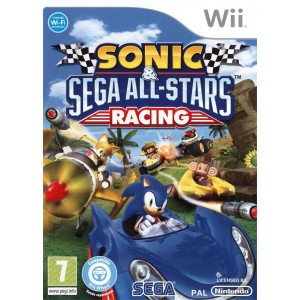 Sonic & Sega All-Stars Racing [WII]