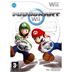 Mario Karrt Wii [WII]
