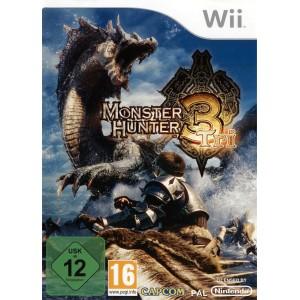 Monster Hunter 3 [WII]