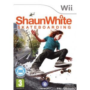 Shaun White Skateboarding [WII]