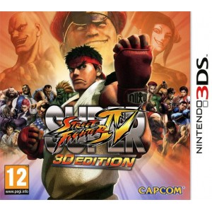 Super Street Fighter IV 3D Edition [3DS]