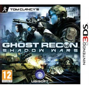 Tom Clancy's ghost recon : Shadow wars [3DS]