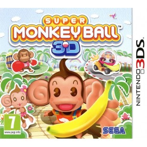 Super Monkey Ball 3D [3DS]