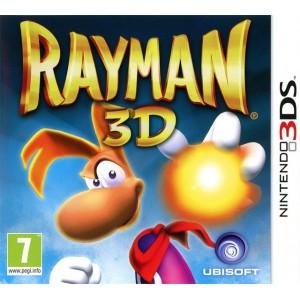 Rayman 3D [3DS]