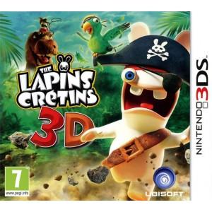 The Lapins Crétins : Retour vers le passé [3DS]