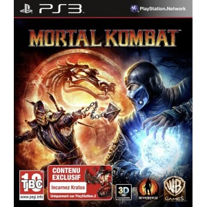 Mortal Kombat [PS3]