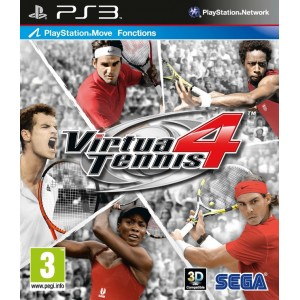 Virtua Tennis 4 [PS3]