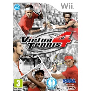 Virtua Tennis 4 [WII]