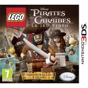 Lego Pirates des Caraïbes : Le Jeu Vidéo [3DS]