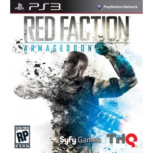 Red Faction Armageddon [PS3]