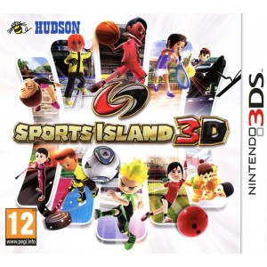 Sports Island 3D [3DS]