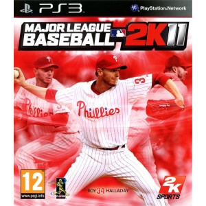Major League Baseball 2K11 [PS3]