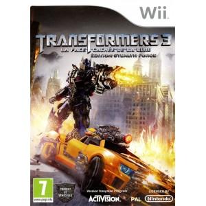 Transformers 3: la face cachée de la lune [WII]
