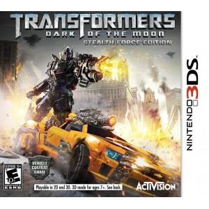 Transformers 3: la face cachée de la lune [3DS]
