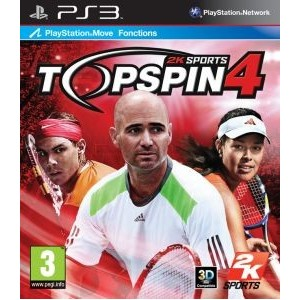 Top Spin 4 [PS3]