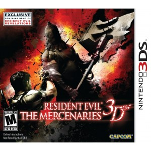 Resident Evil : The Mercenaries 3D [3DS]