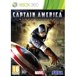Captain America : Super Soldier [360]