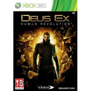 Deus Ex: Human Revolution [360]